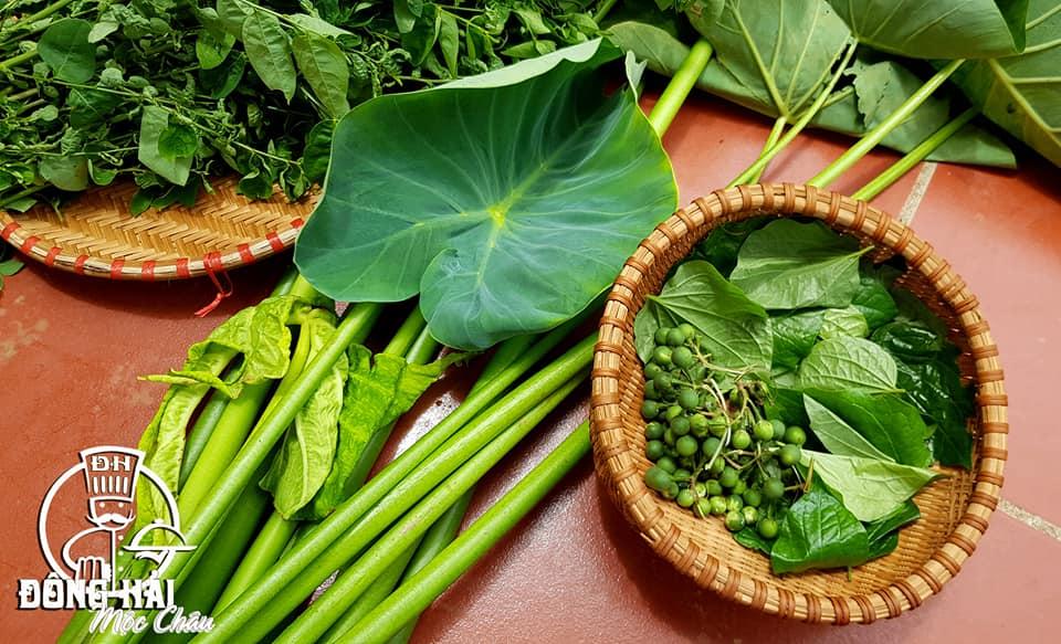 đặc sản tây bắc: canh bon nấu đuôi bò, món ngon dân tộc Thái